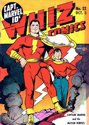 When Captain Marvel Debuted  Years Ago He Was The Perfect Balance Of Fantasy Humor And The Mythic His Original Golden Age Stories Were A Wonderful