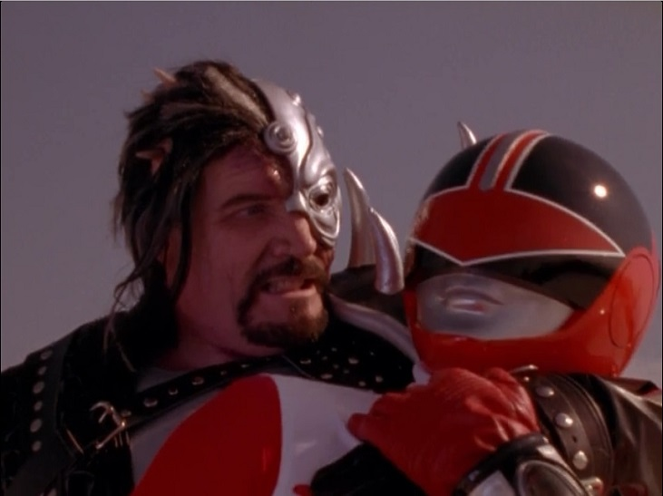 Power Rangers Time Force: Vernon Wells Interview at Power ...  |Vernon Wells Power Rangers