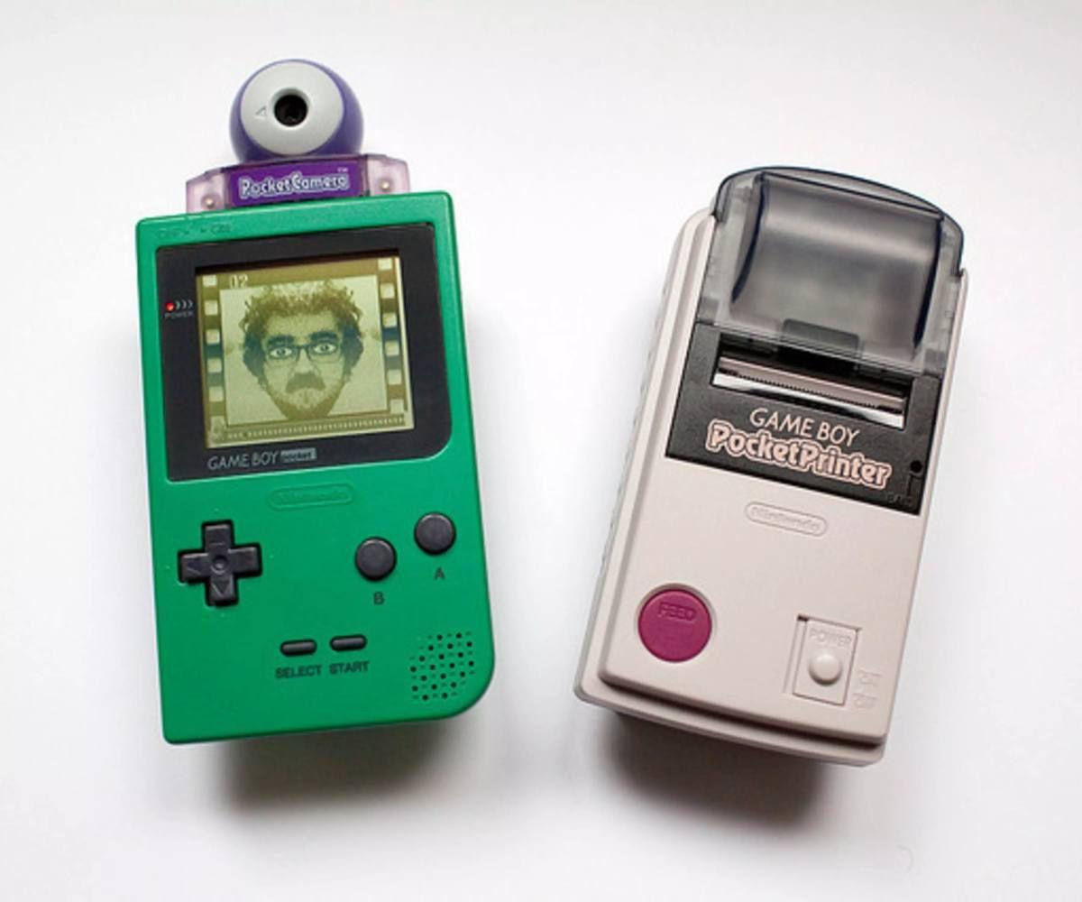 [Перевод] Универсальность картриджей: датчики в играх для Game Boy