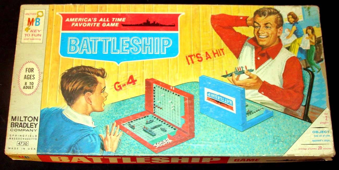 Scoop Where The Magic Of Collecting Comes Alive Wargaming History With Battleship