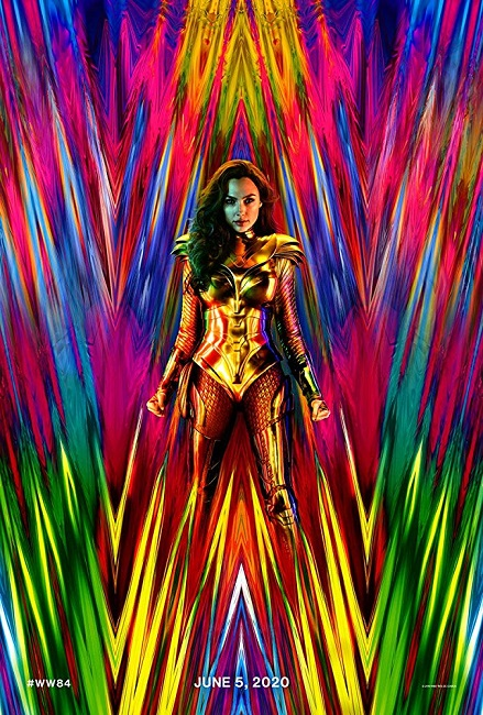 Wonder Woman 1984 First Trailer is Totally '80s
