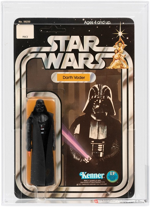Hake's Offers Star Wars Figure Rarities in Auction #229