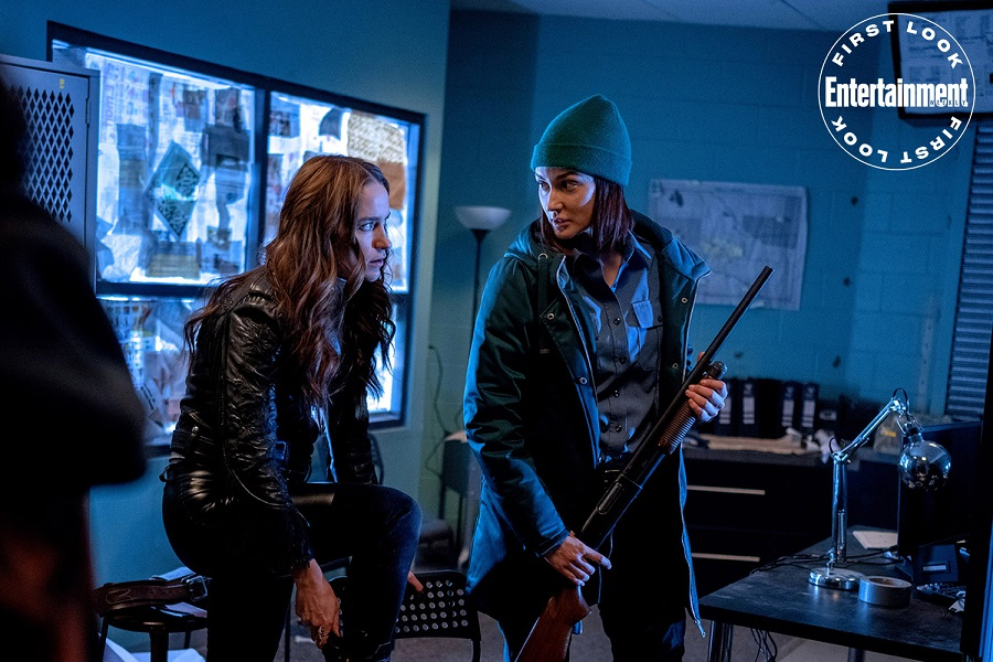 First Look at Wynonna Earp Season 4