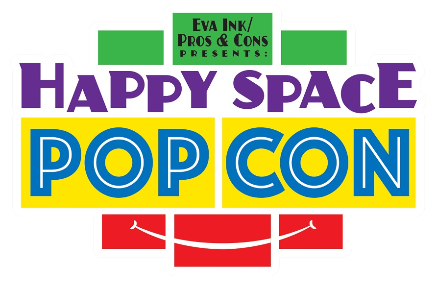 Happy Space Pop Con Virtual Events