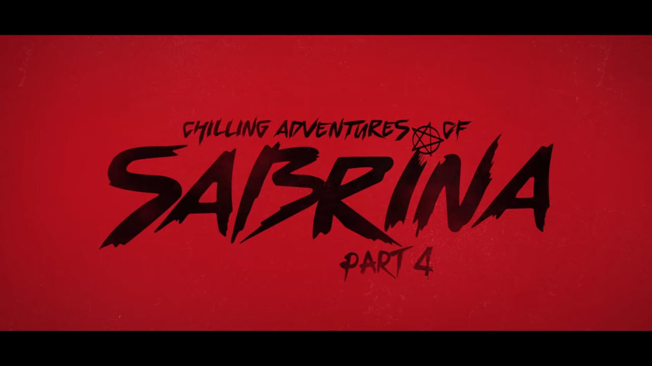 Eldritch Terrors in Chilling Adventures of Sabrina Part 4 Trailer